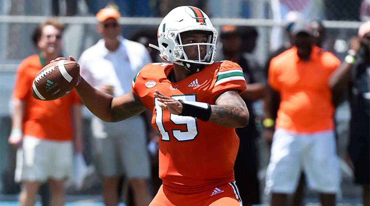 Miami Football: Jarren Williams Enters the Spotlight as the Hurricanes' Starting Quarterback