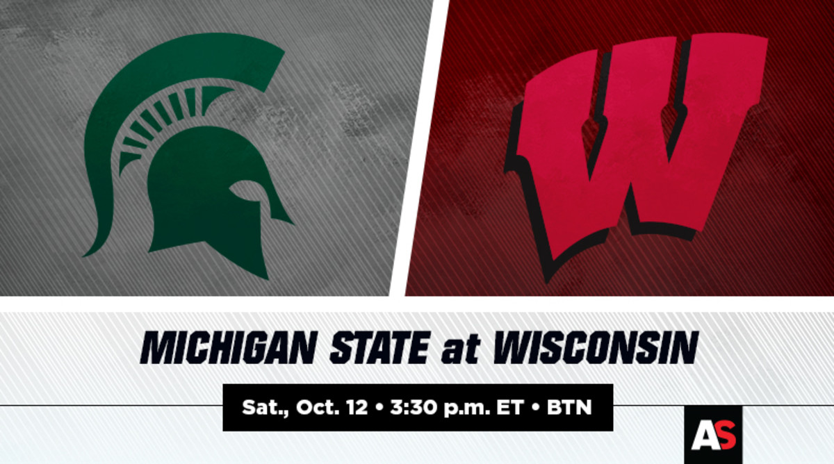 Michigan State vs. Wisconsin Football Prediction and Preview