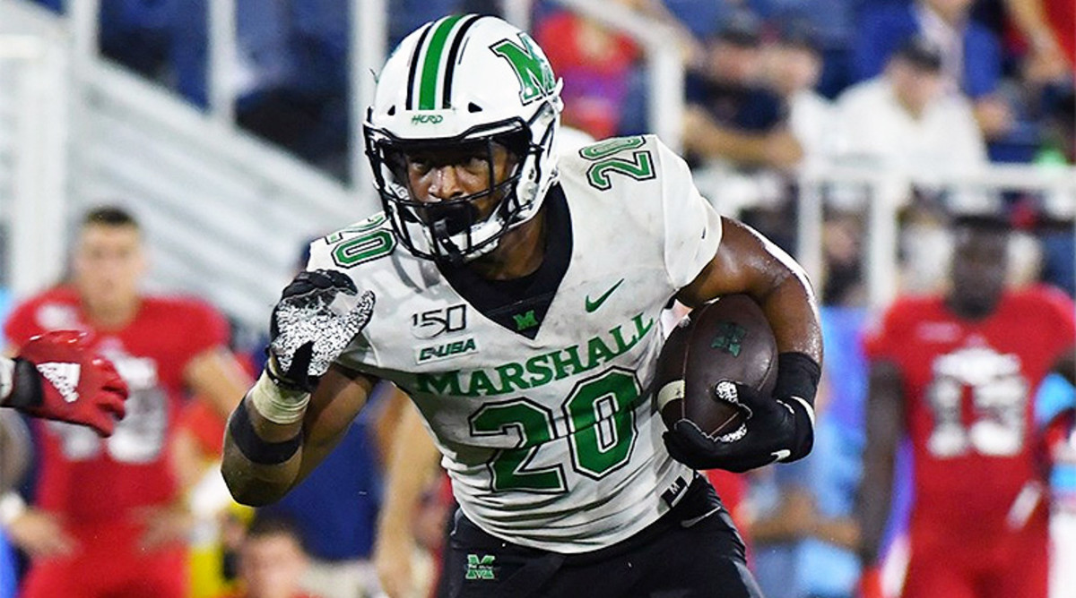 Middle Tennessee (MTSU) vs. Marshall Football Prediction and Preview