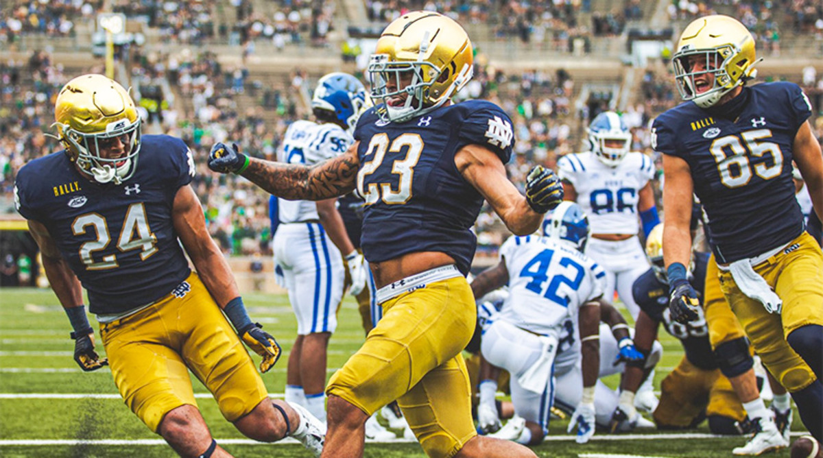 USF vs. Notre Dame Football Prediction and Preview