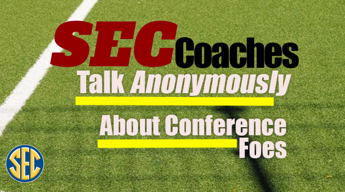 SEC Coaches Talk Anonymously About Conference Foes