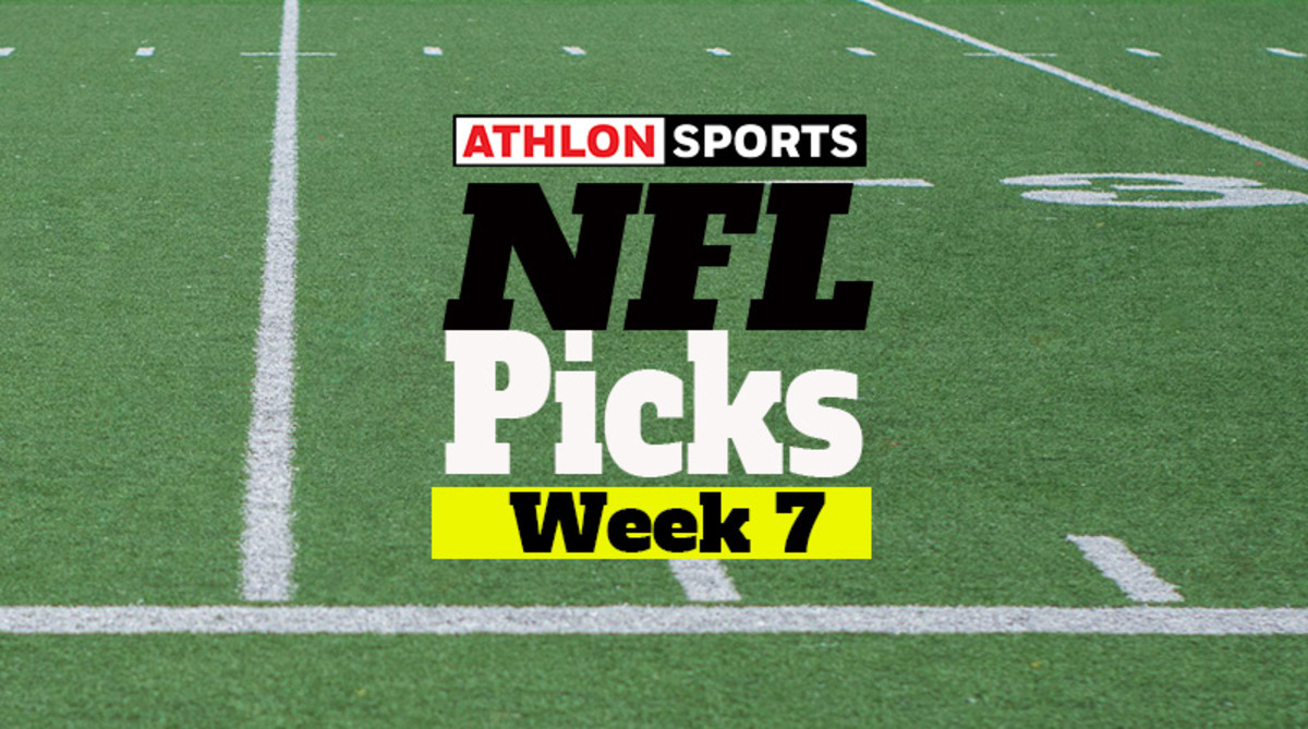 NFL Predictions: Week 7 Picks for Every Game