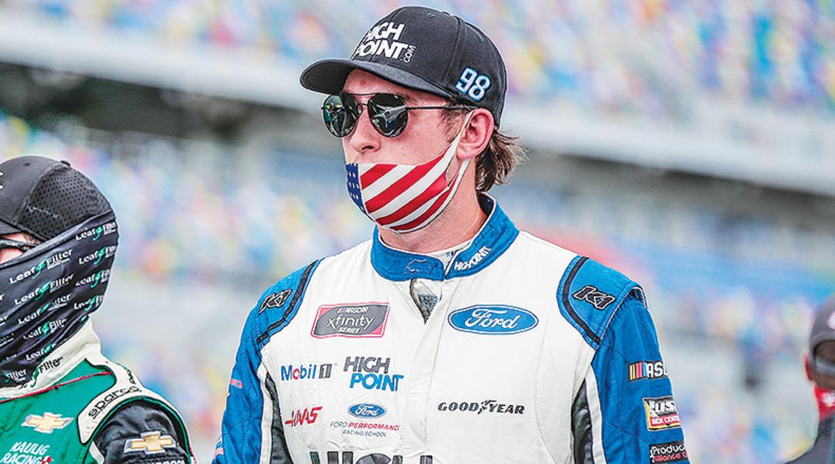 Chase Briscoe: 2021 NASCAR Season Preview and Prediction