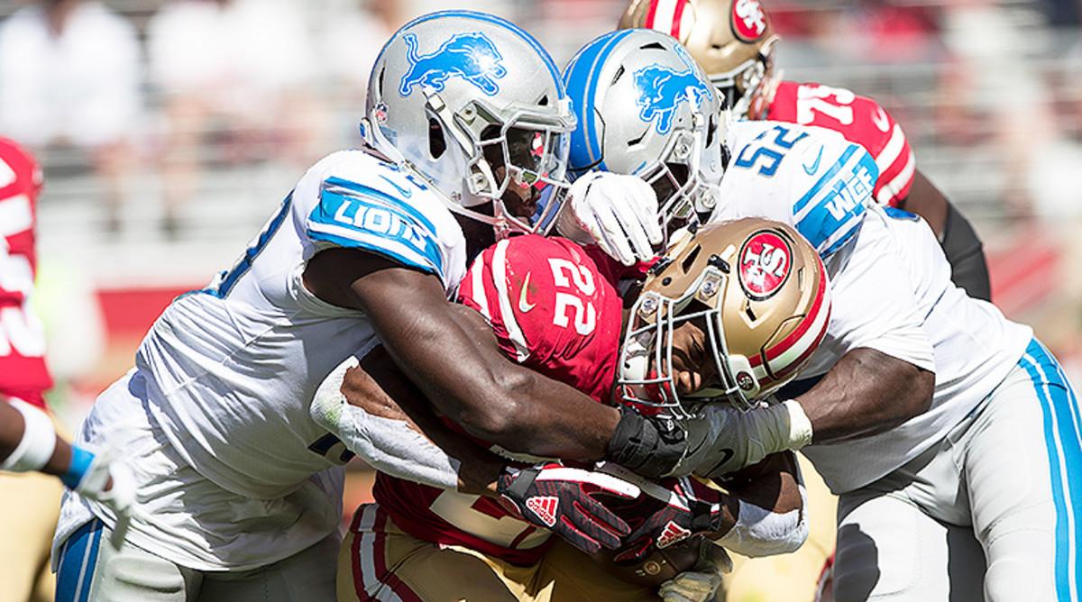Defense/Special Teams Rankings Week 13: Detroit Lions