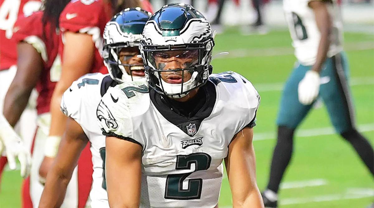 Jalen Hurts, Philadelphia Eagles