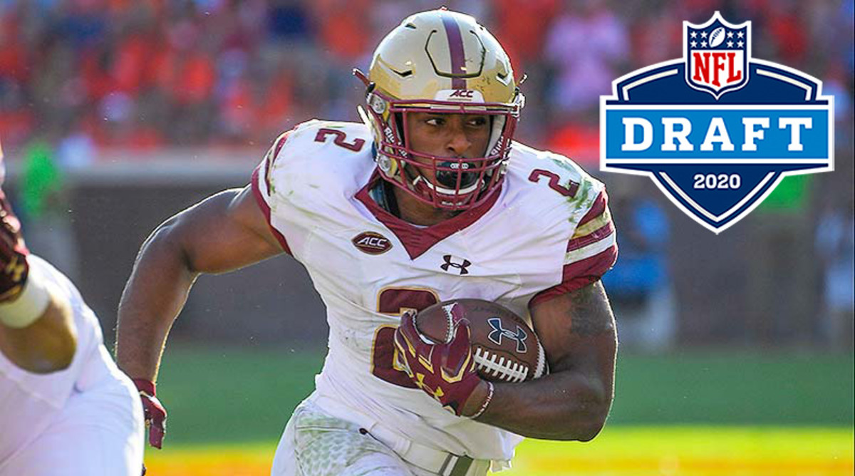 2020 NFL Draft Profile: AJ Dillon