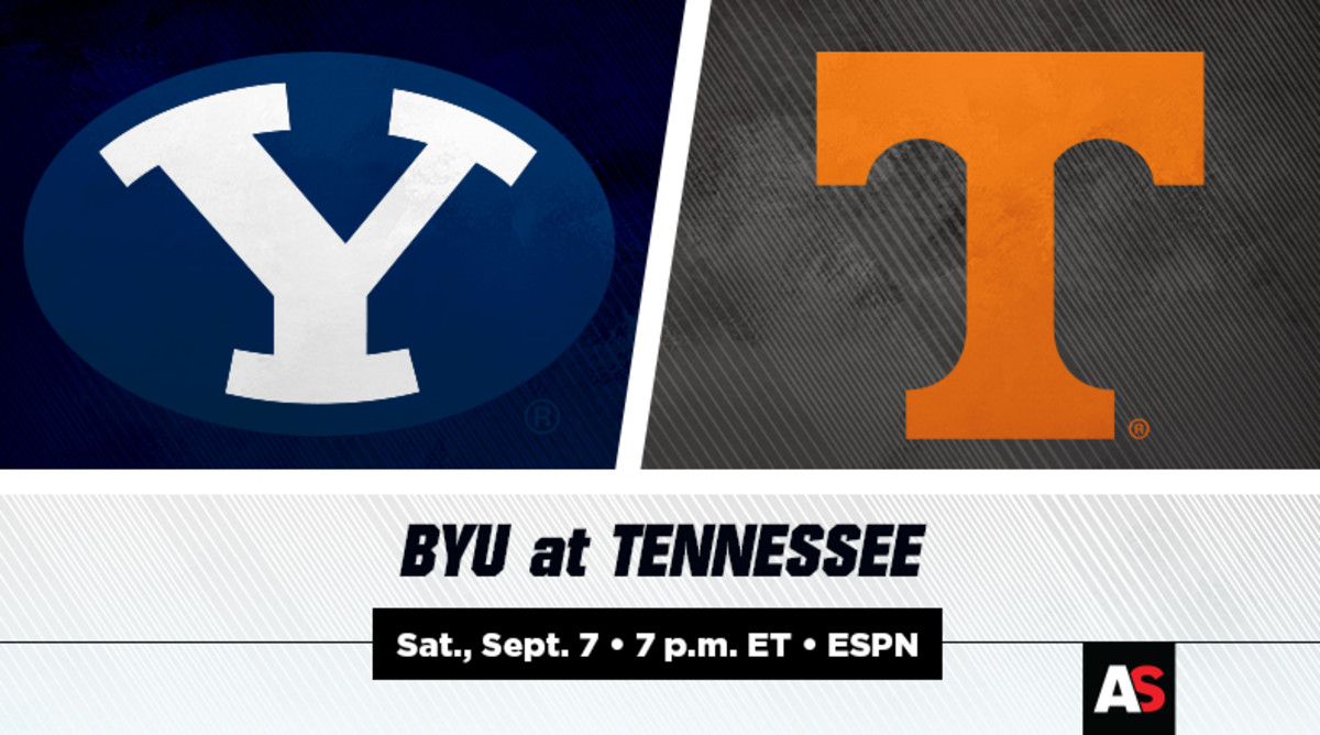 BYU vs. Tennessee Football Prediction and Preview