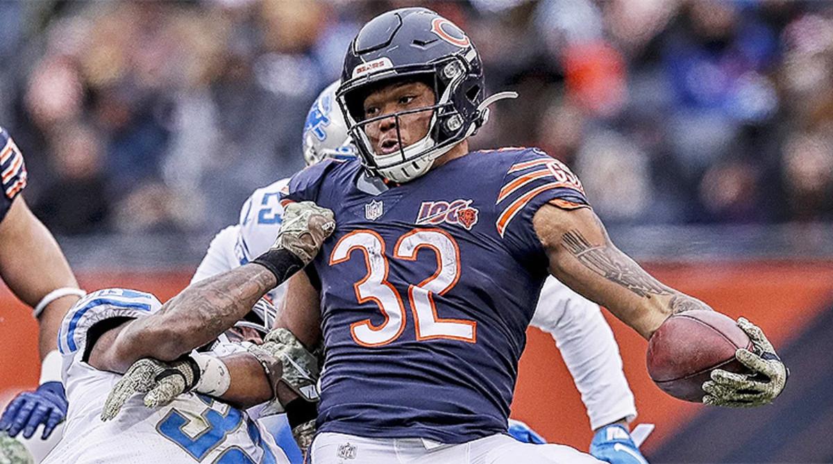 Chicago Bears: Meet the Running Backs