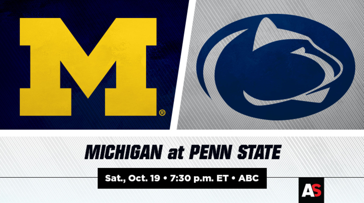 Michigan vs. Penn State Prediction and Preview