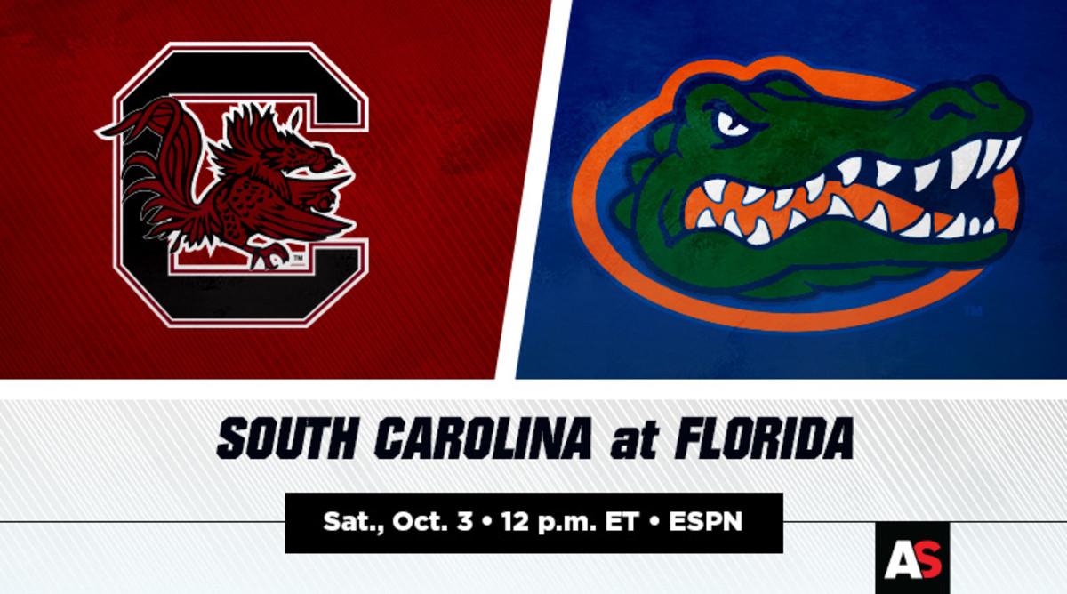South Carolina (USC) vs. Florida (UF) Football Prediction and Preview