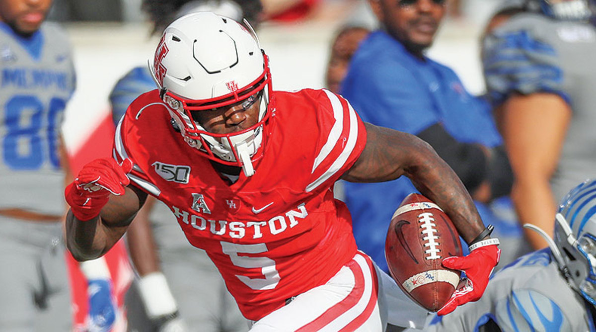 Houston vs. Navy Football Prediction and Preview