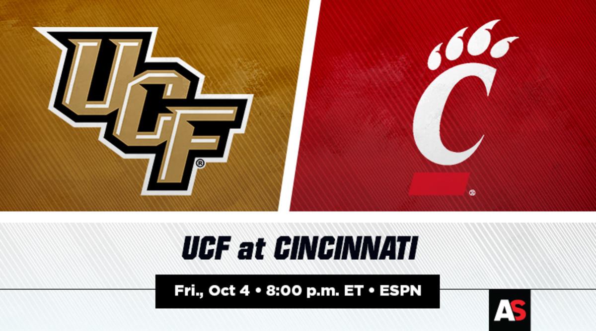 UCF vs. Cincinnati Football Prediction and Preview