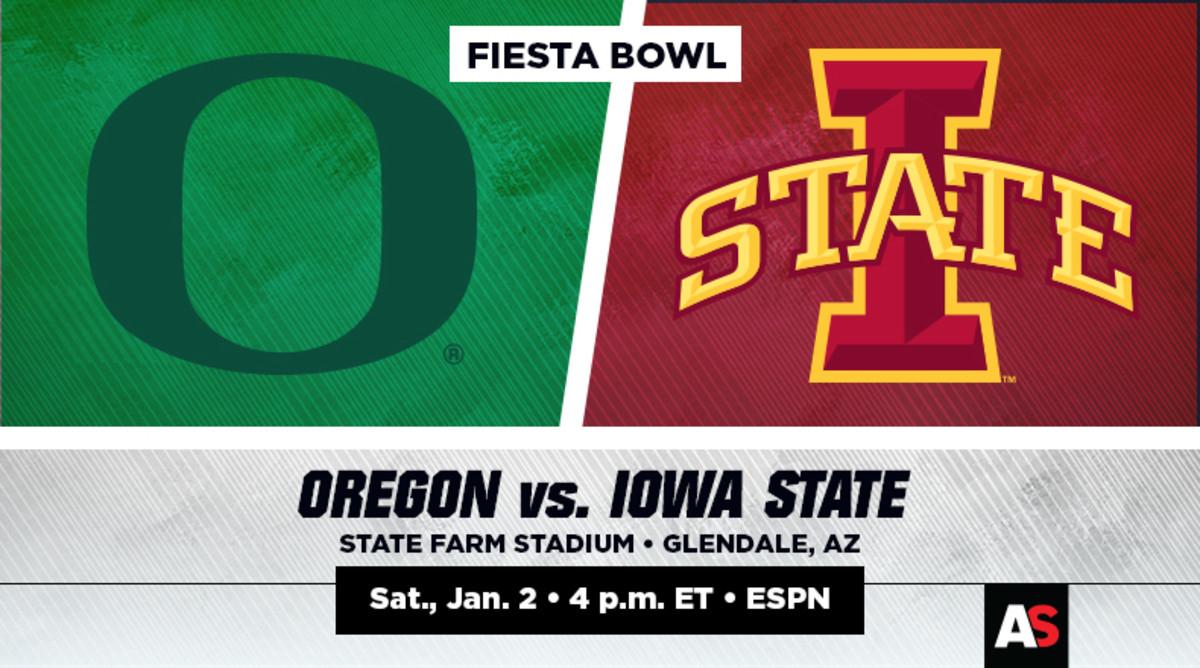 Fiesta Bowl Prediction and Preview: Oregon vs. Iowa State