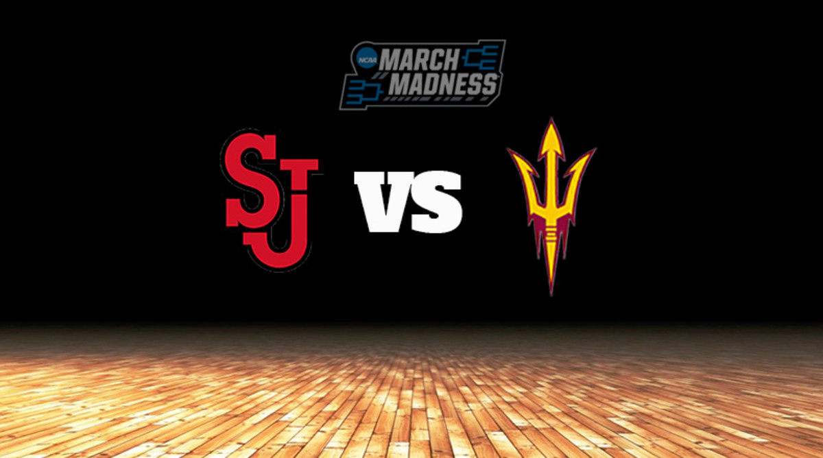 St. John's Red Storm vs. Arizona State Sun Devils: NCAA Tournament First Four Preview