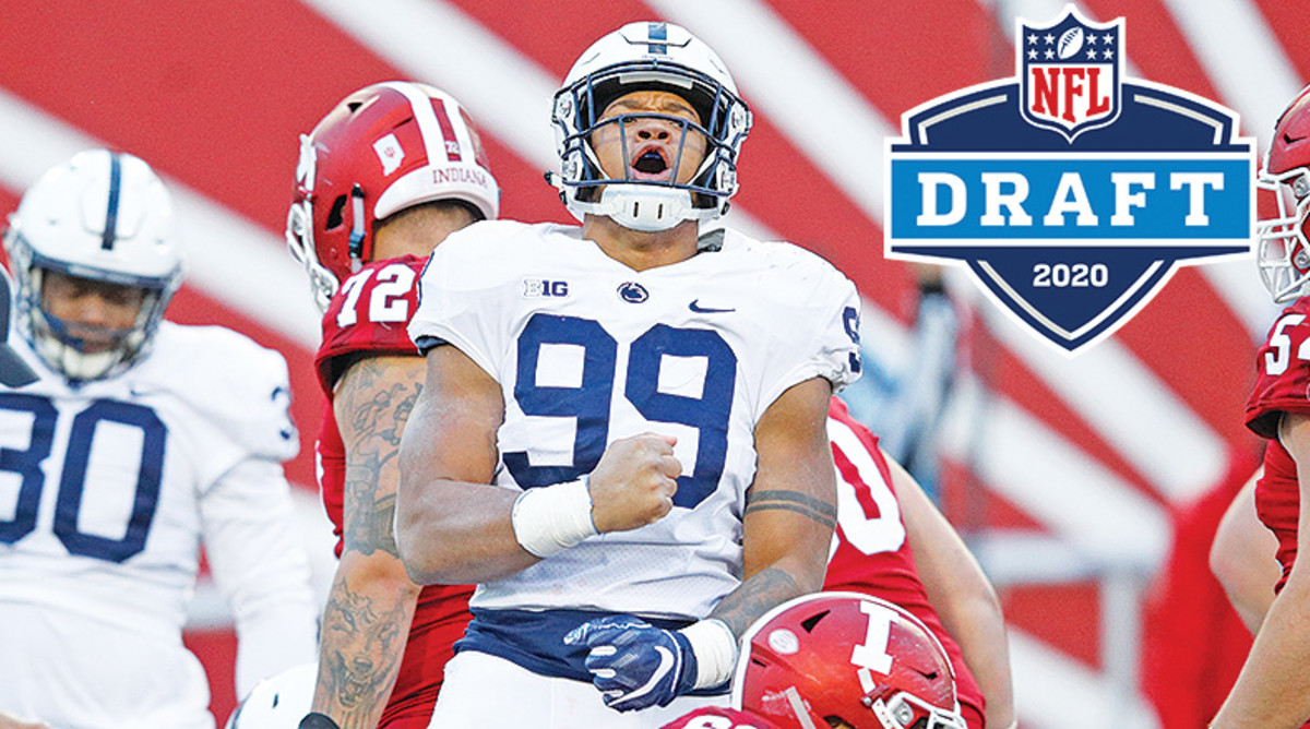 2020 NFL Draft Profile: Yetur Gross-Matos