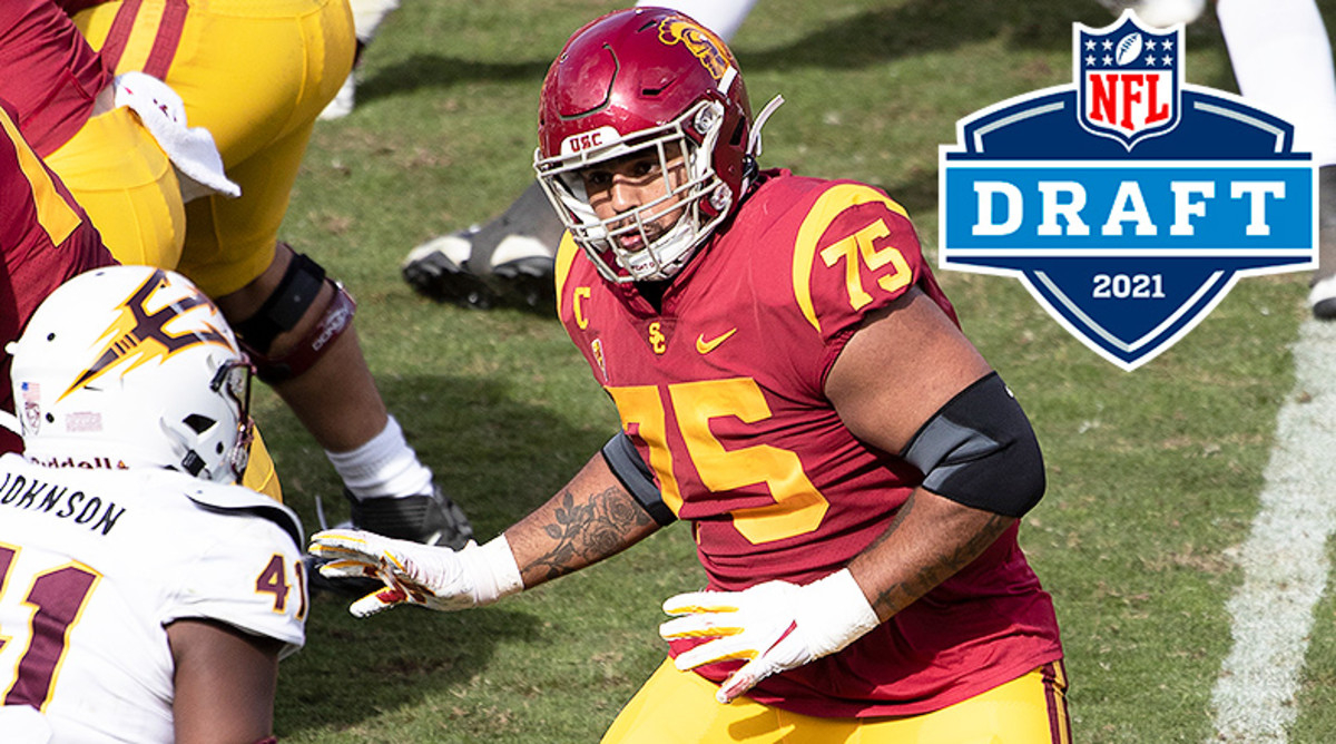2021 NFL Draft: Offensive Guard and Center Rankings