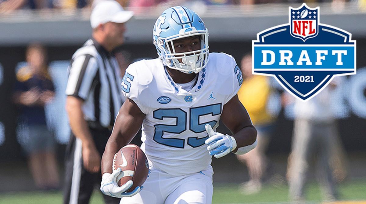 2021 NFL Draft Profile: Javonte Williams