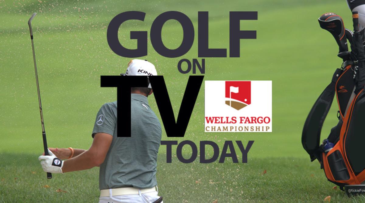 Golf on TV Today (Sunday, May 5): Wells Fargo Championship