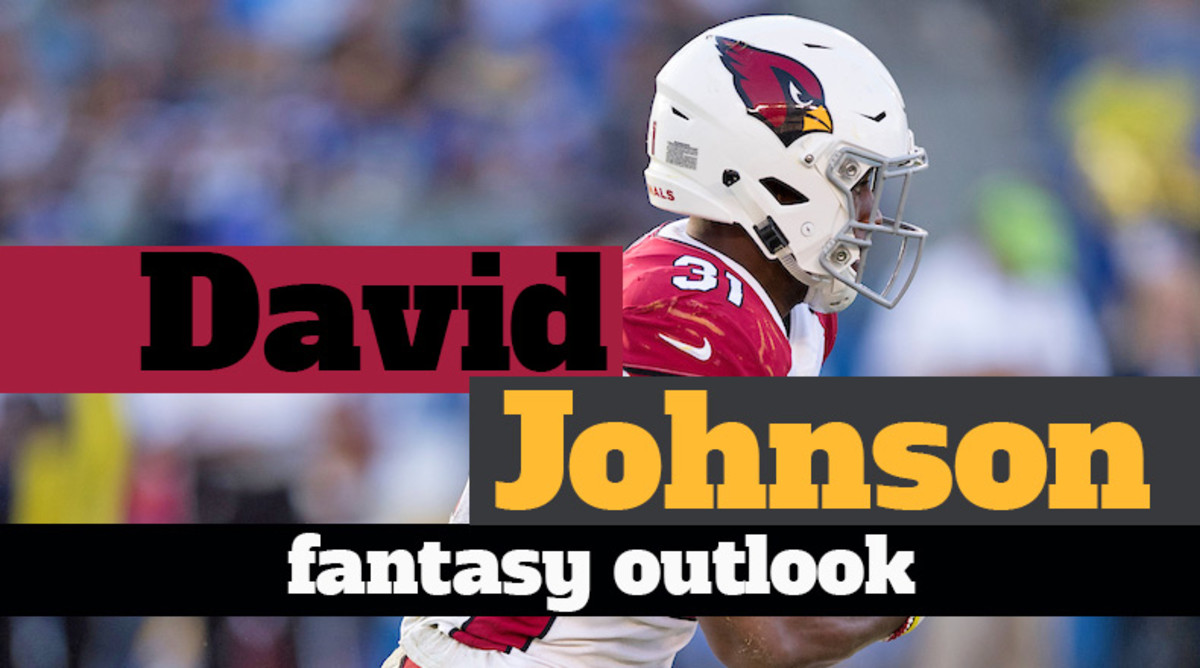 David Johnson: Fantasy Outlook 2019