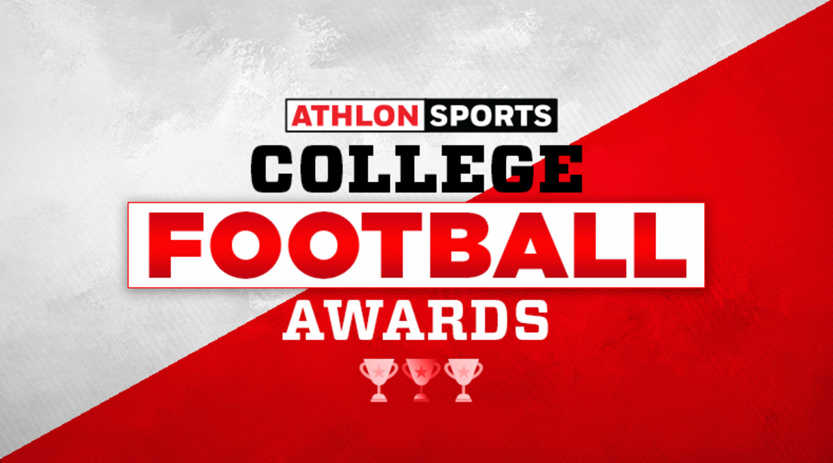 Athlon: College Football Week 13 Awards