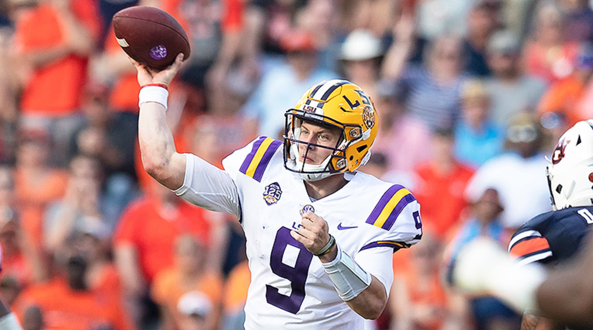 Seven-Step Drop: Surprises, Disappointments and Midseason Awards as 2019 College Football Campaign Hits Halfway Mark