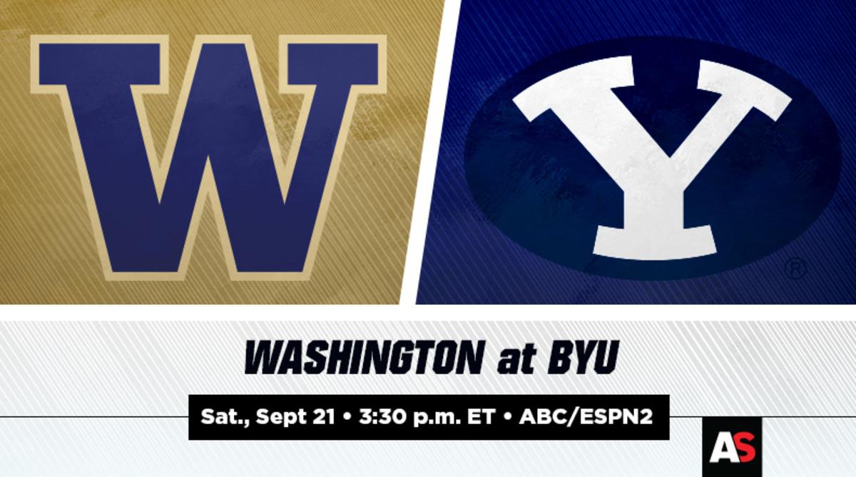 Washington vs. BYU Football Prediction and Preview