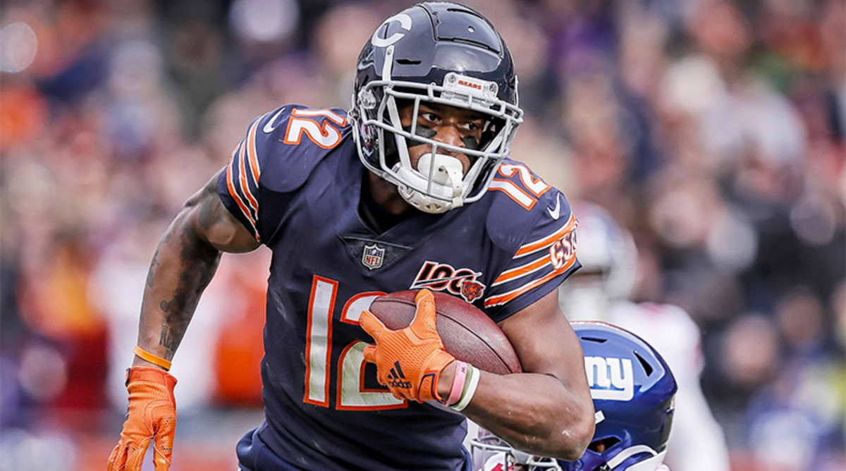 Best DraftKings and FanDuel Predictions and Picks for Week 1: Allen Robinson
