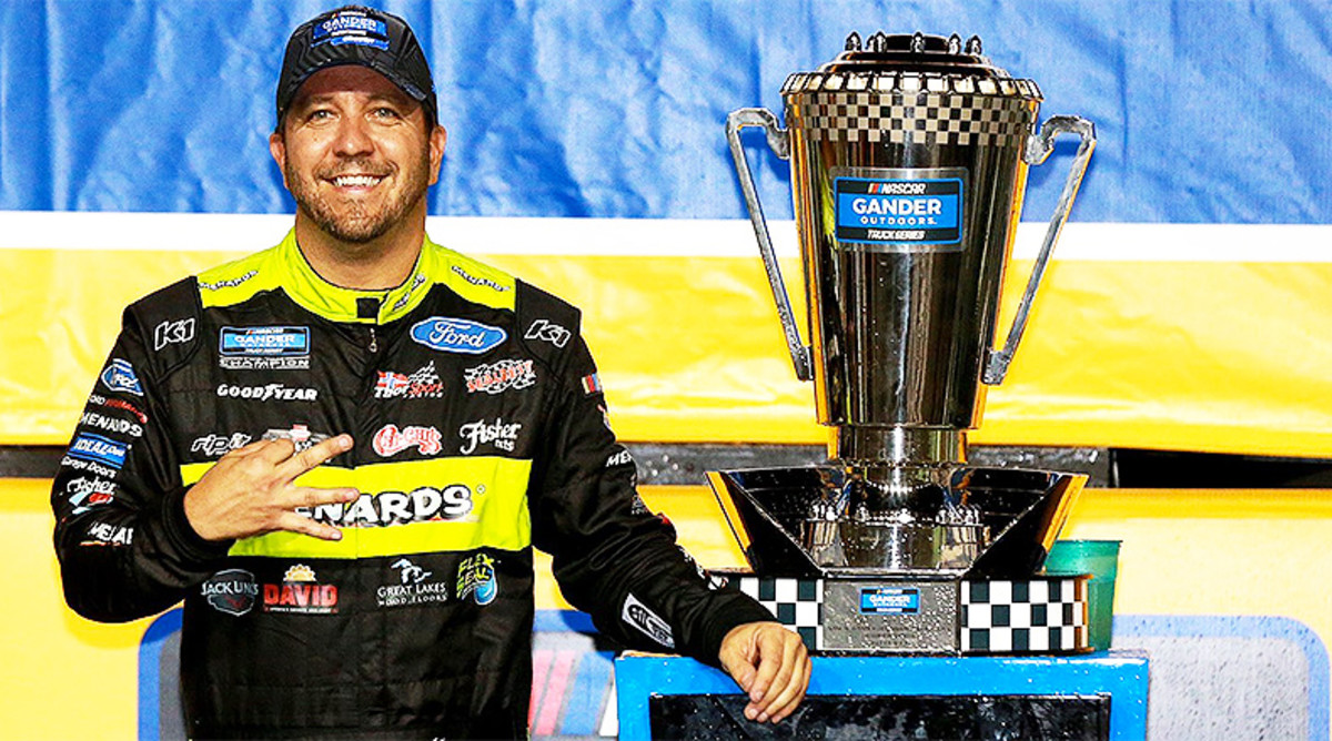 NASCAR Gander Outdoors Truck Series: Top 10 Drivers for 2020