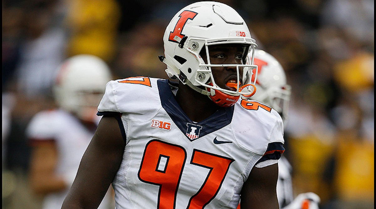 Illinois Football: 5 Players That Must Step Up on Defense in Bobby Roundtree's Absence