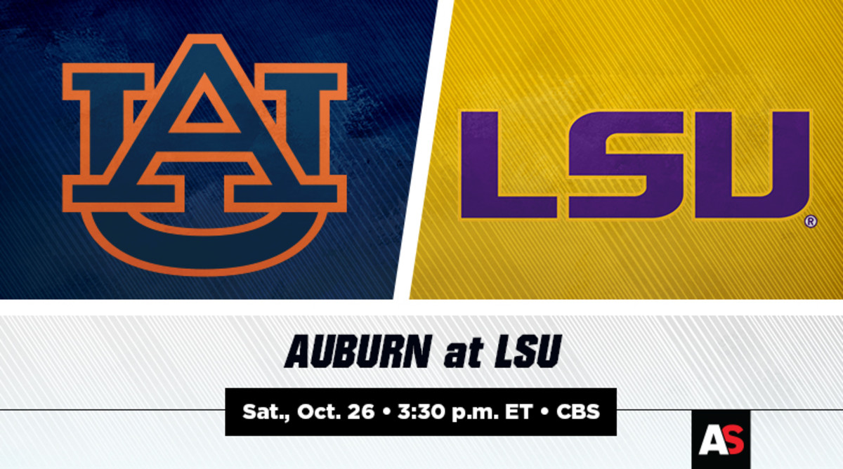 Auburn vs. LSU Football Prediction and Preview