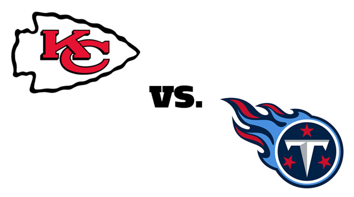 5 Greatest Kansas City Chiefs vs. Tennessee Titans Games of All Time