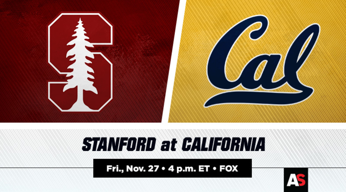 Stanford vs. California Football Prediction and Preview