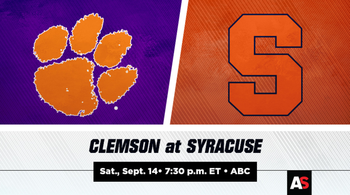 Clemson vs. Syracuse Prediction Prediction and Preview