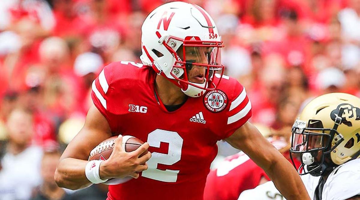 Nebraska Football: Adrian Martinez