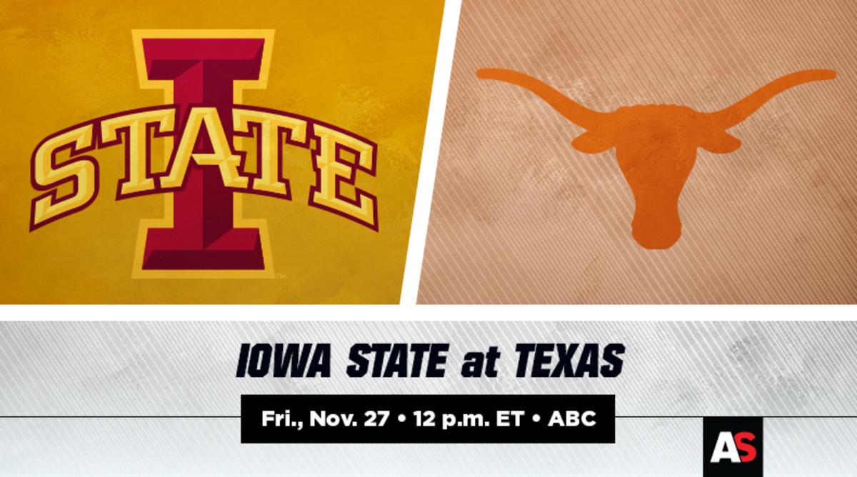 Iowa State (ISU) vs. Texas (UT) Football Prediction and Preview