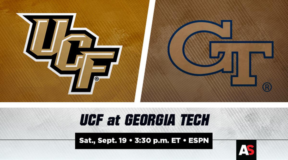 UCF vs. Georgia Tech Football Prediction and Preview