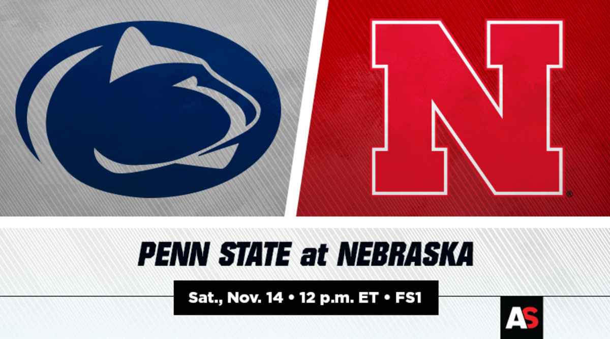 Penn State (PSU) vs. Nebraska Football Prediction and Preview