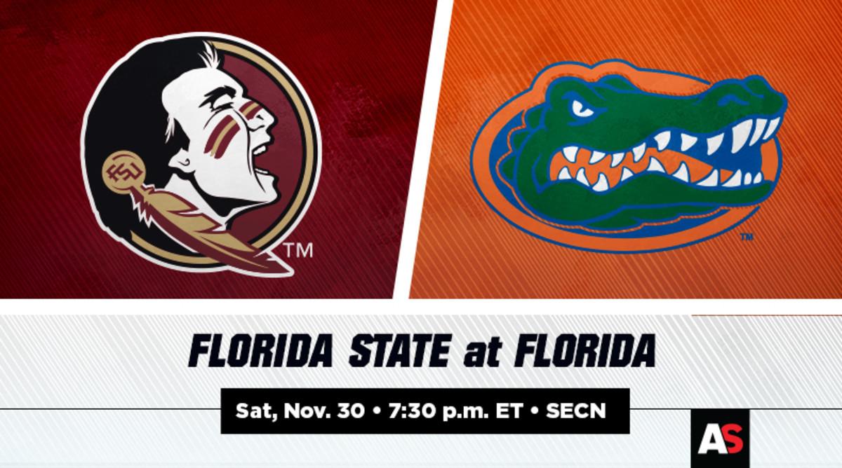 Florida State vs. Florida Football Prediction and Preview