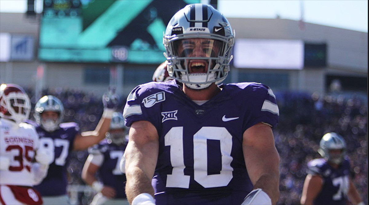 Seven-Step Drop: Kansas State's Shocker Resets College Football Playoff Picture