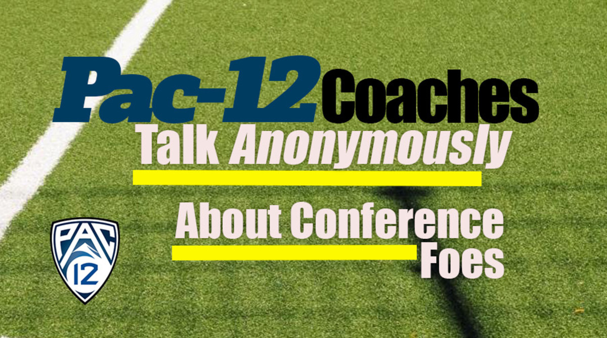 Pac-12 Coaches Talk Anonymously About Conference Foes for 2019