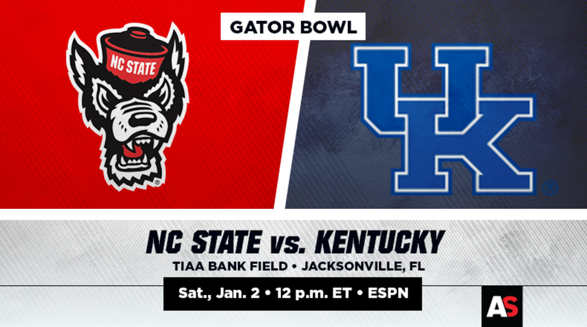 Gator Bowl Prediction and Preview: NC State vs. Kentucky