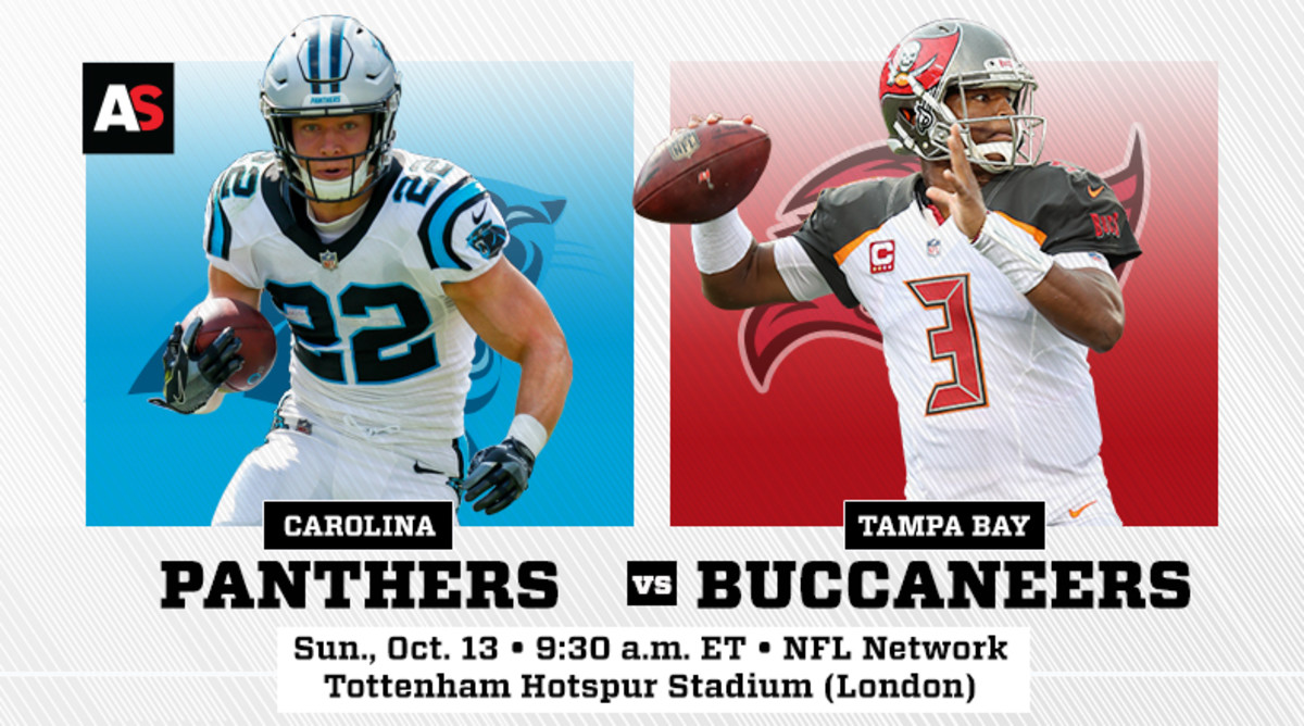 NFL London Games: Carolina Panthers vs. Tampa Bay Buccaneers Prediction and Preview