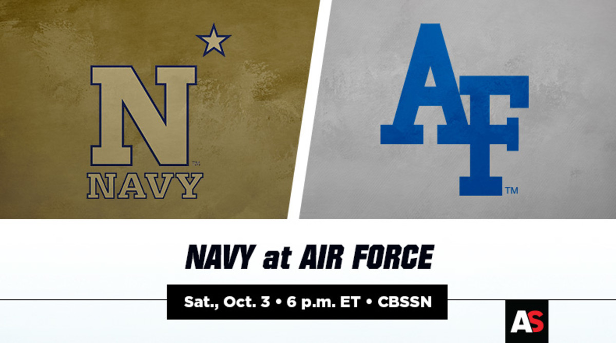 Navy vs. Air Force (AFA) Football Prediction and Preview