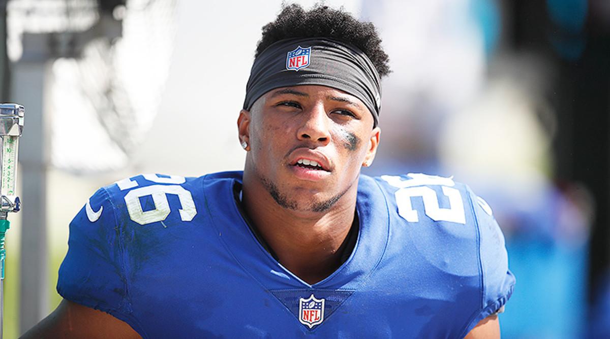Fantasy Football Injury Recap: Saquon Barkley