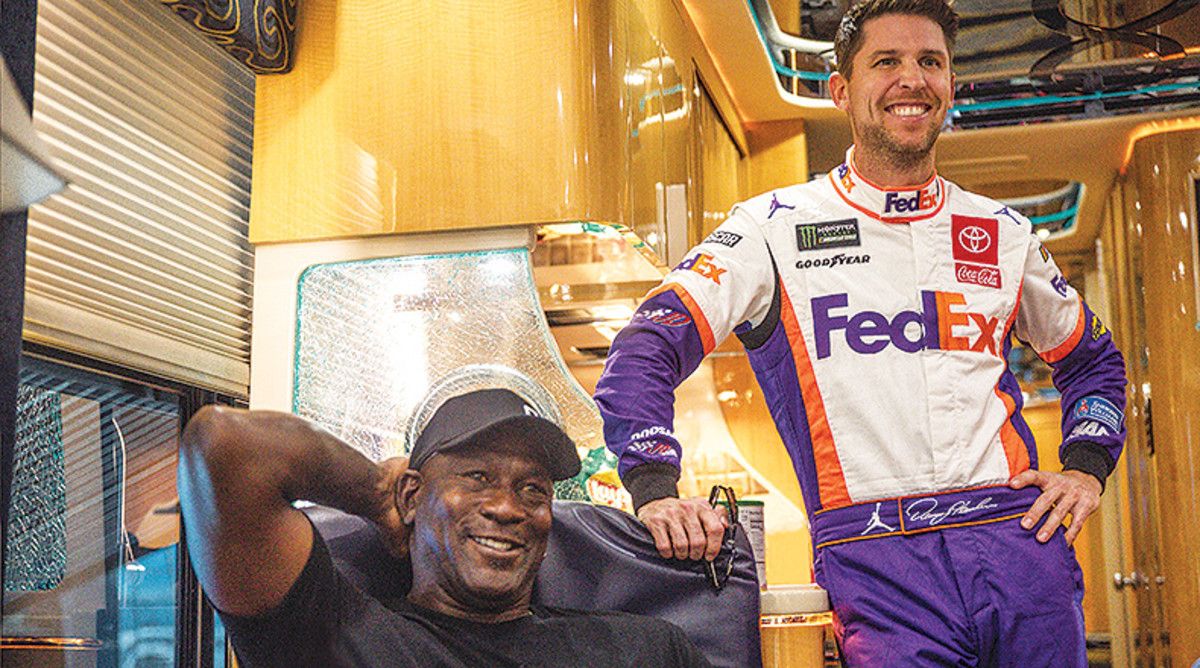 NASCAR's Crossover Appeal: A Look at Owners Who Were Stars in Other Sports