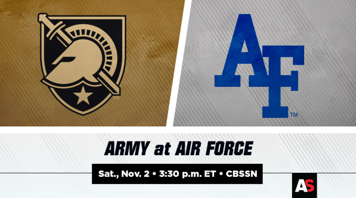 Army vs. Air Force Football Prediction and Preview