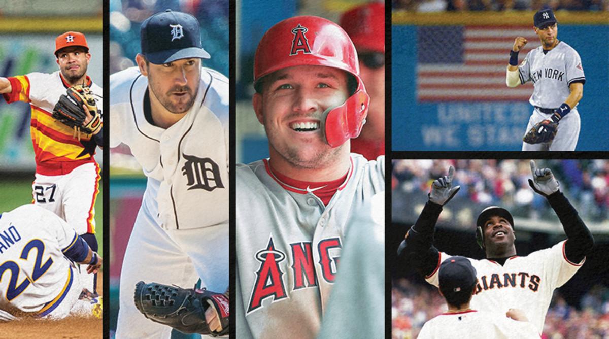 Major League Baseball's All-Century Team —So Far