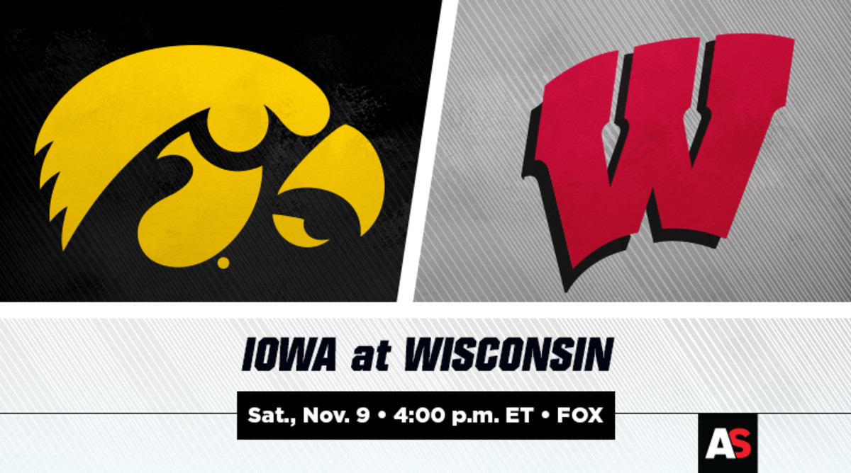 Iowa vs. Wisconsin Football Prediction and Preview