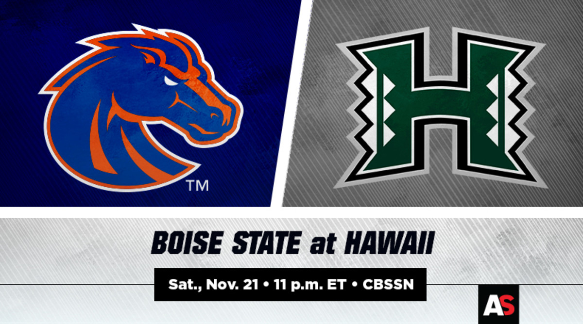 Boise State vs. Hawaii Football Prediction and Preview