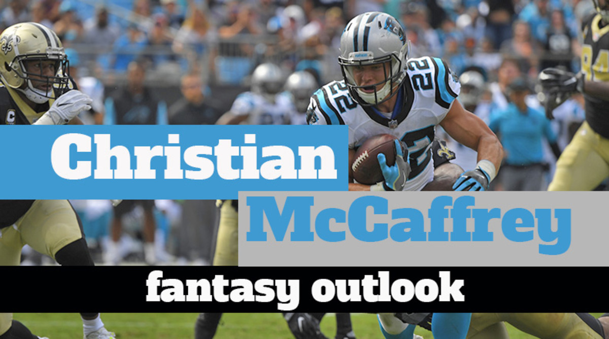 Christian McCaffrey: Fantasy Outlook 2019